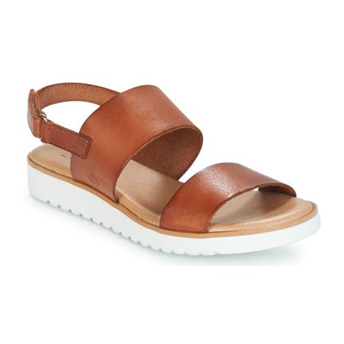 Zapatos Mujer Sandalias Casual Attitude FULIGULE Camel