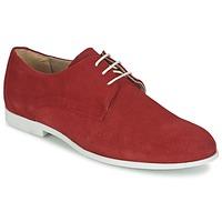Zapatos Hombre Derbie Casual Attitude GALEROLE Rojo
