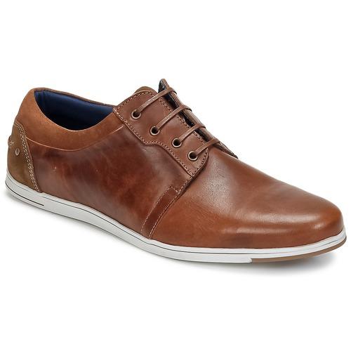Zapatos especiales para hombres y mujeres Casual Attitude COONETTE Camel
