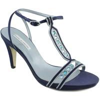 Zapatos Mujer Sandalias Angel Alarcon ANG ALARCON OPORTO AZUL