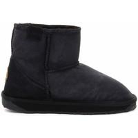 Zapatos Mujer Botas de caña baja EMU Botte  Stinger Mini Noir
