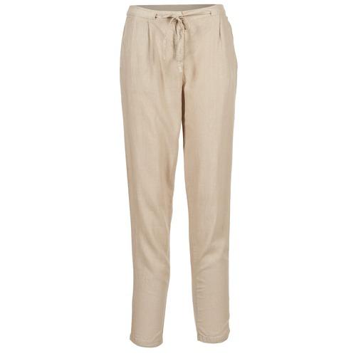 textil Mujer Pantalones fluidos Best Mountain DOUNE Beige