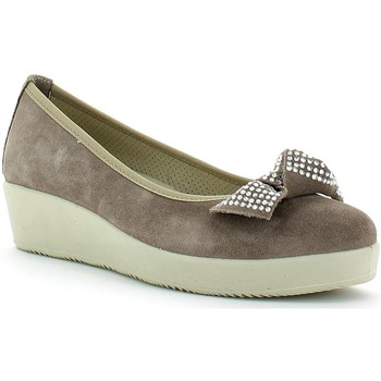 Zapatos Mujer Mocasín Enval 3945 Mocassins Mujeres Turtledove Turtledove