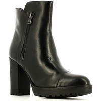 Zapatos Mujer Botines Carmens Padova A36118 Botas Mujeres Negro Negro
