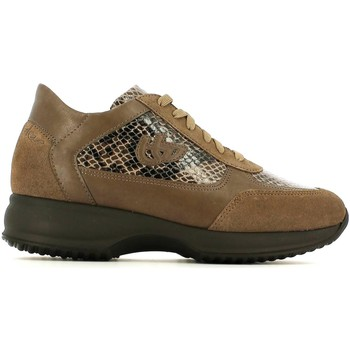 Zapatos Hombre Zapatillas bajas Byblos Blu 657005 Shoes with laces Mujeres Turtledove Turtledove