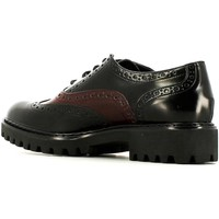 Zapatos Mujer Derbie Grace Shoes 6600 Zapatos casual Mujeres Negro Negro