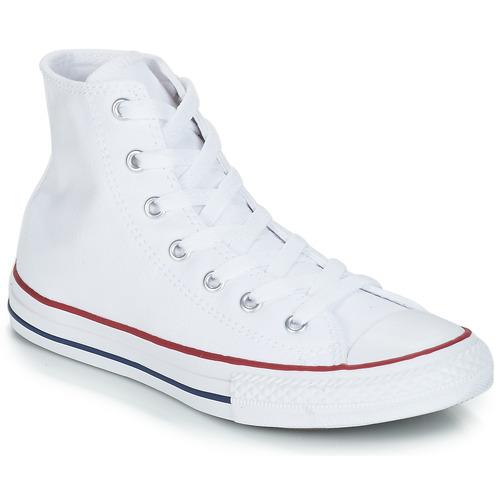 Zapatos Niños Zapatillas altas Converse CHUCK TAYLOR ALL STAR CORE HI Blanco