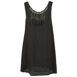 textil Mujer vestidos cortos See U Soon OCHORIO Negro