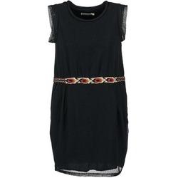 textil Mujer vestidos cortos See U Soon MOREPEN Negro