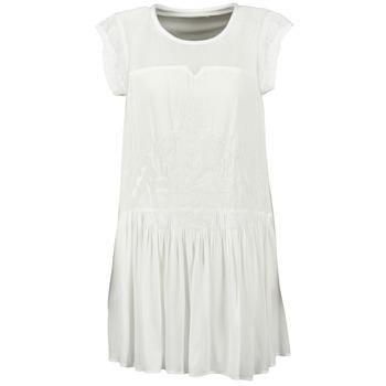 textil Mujer vestidos cortos See U Soon KELLITS Blanco