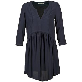textil Mujer vestidos cortos See U Soon MILEGULY Marino