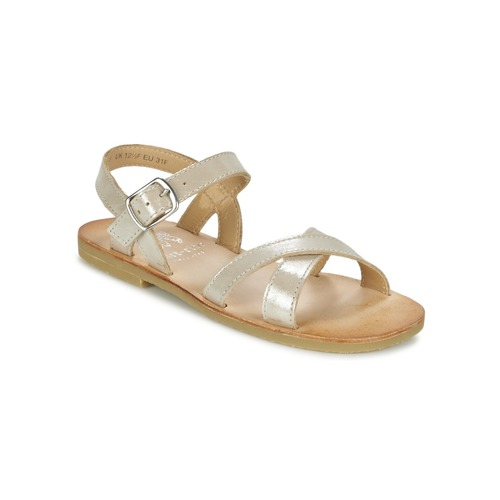 Zapatos Niña Sandalias Start Rite NICE II Oro