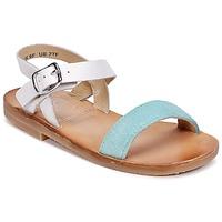 Zapatos Niña Sandalias Start Rite FLORA II Azul