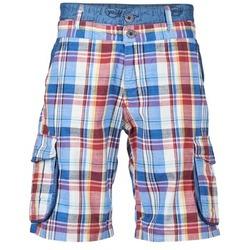 textil Hombre Shorts / Bermudas Desigual IZITADE Multicolor