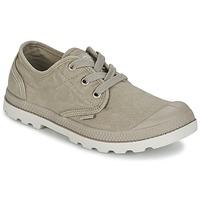 Zapatos Mujer Zapatillas bajas Palladium US OXFORD Gris