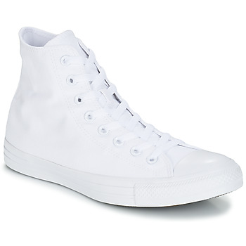 Zapatos Zapatillas altas Converse CHUCK TAYLOR ALL STAR MONO HI Blanco