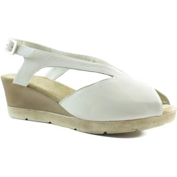 Zapatos Mujer Sandalias Montesinos  BEIGE
