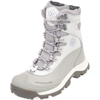 Zapatos Mujer Botas de nieve Columbia Bugaboot p iii omniheat l Blanc