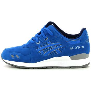 Zapatos Hombre Zapatillas bajas Asics Gel Lyte III Bleu