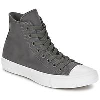 Zapatos Zapatillas altas Converse CHUCK TAYLOR All Star II HI Gris