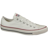 Zapatos Mujer Zapatillas bajas Converse C. Taylor All Star OX Optical White  M7652 White