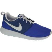 Zapatos Niño Zapatillas bajas Nike Roshe One Gs 599728-410 Blue