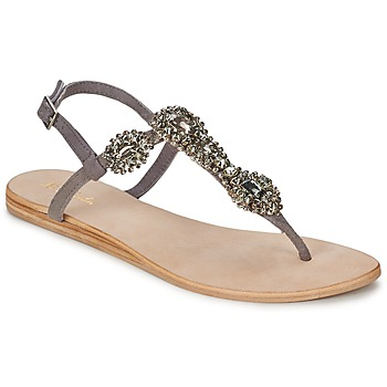 Zapatos Mujer Sandalias Betty London GRETA Gris