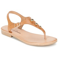 Zapatos Mujer Sandalias Betty London VITALLA Camel