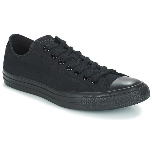 Zapatos Zapatillas bajas Converse CHUCK TAYLOR ALL STAR MONO OX Negro