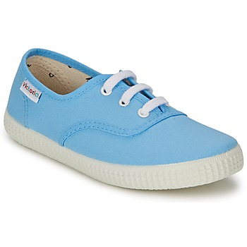Zapatos Zapatillas bajas Victoria INGLESA LONA Azul