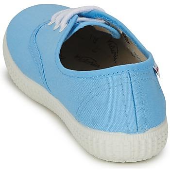 Victoria INGLESA LONA Azul