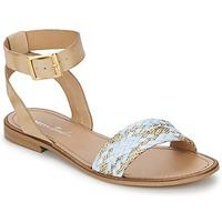 Zapatos Mujer Sandalias Betty London TRESSA Azul