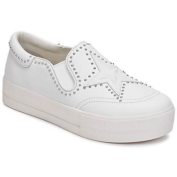 Zapatos Mujer Slip on Ash JAGGER Blanco