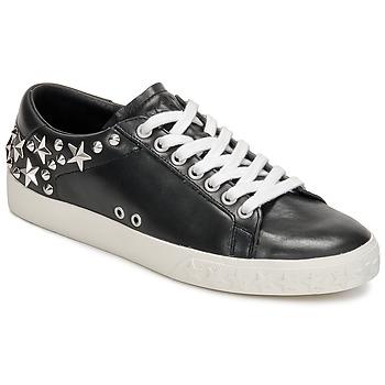 Zapatos Mujer Zapatillas bajas Ash DAZED Negro