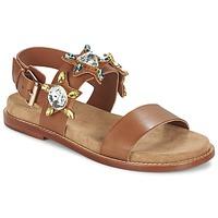 Zapatos Mujer Sandalias Ash MALIBU Camel