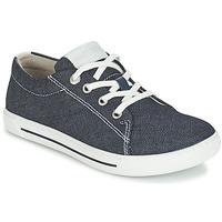 Zapatos Niños Zapatillas bajas Birkenstock ARRAN KIDS Azul