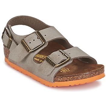 Zapatos Niño Sandalias Birkenstock MILANO Topotea