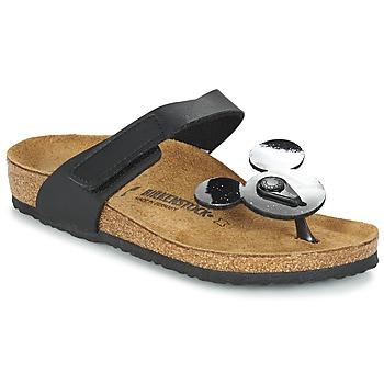 Zapatos Niños Chanclas Birkenstock TOFINO MICKEY Negro