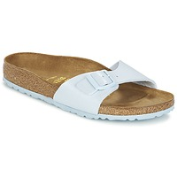Zapatos Mujer Zuecos (Mules) Birkenstock MADRID Azul