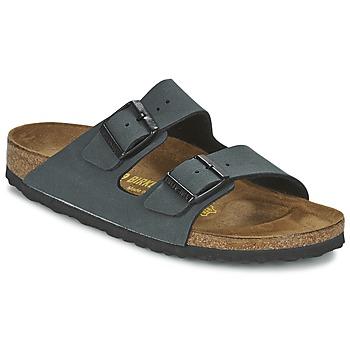 Zapatos Hombre Zuecos (Mules) Birkenstock ARIZONA Gris