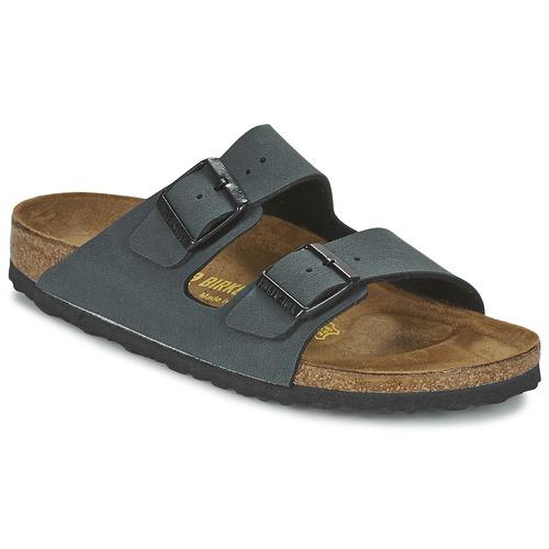 Birkenstock ARIZONA Gris - Envío gratis | ! - Zapatos Zuecos (Mules) Hombre