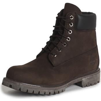 Zapatos Botas de caña baja Timberland AF 6 IN Premium marron
