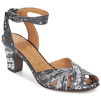 Zapatos Mujer Sandalias Chie Mihara HART Negro / Blanco