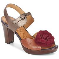 Zapatos Mujer Sandalias Chie Mihara JELIO Burdeo