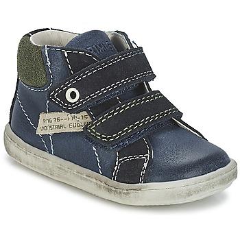 Zapatos Niño Botas de caña baja Primigi CHRIS Azul