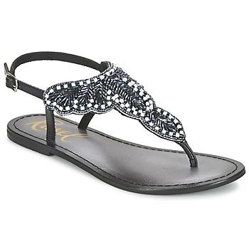 Zapatos Mujer Sandalias Ravel LANGLOIS Negro