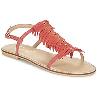 Zapatos Mujer Sandalias Ravel LEXINGTON Coral