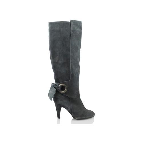 Zapatos Mujer Botas urbanas Elia Bruni GRAS GRAFITO GRIS