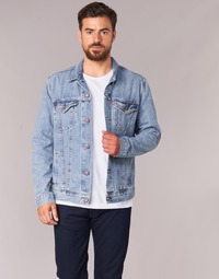 textil Hombre Chaquetas denim Levi's THE TRUCKER JACKET Azul