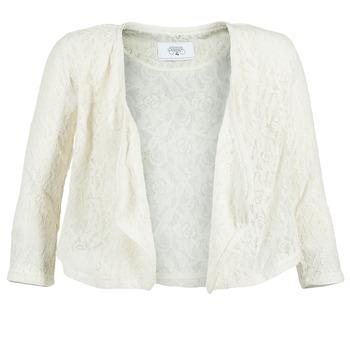 textil Mujer Chaquetas / Americana Le Temps des Cerises ILONA Blanco